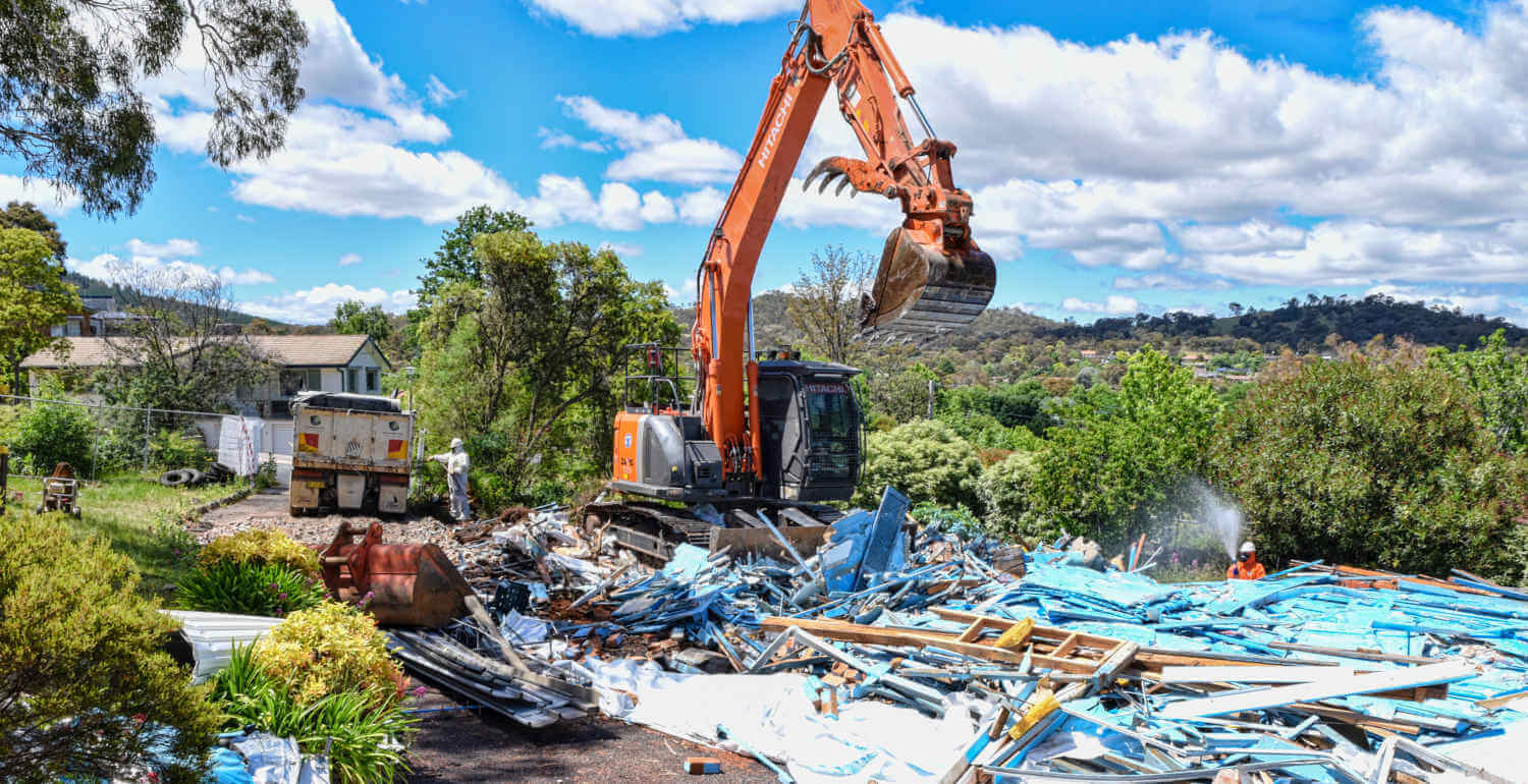 demolition experts Sydney